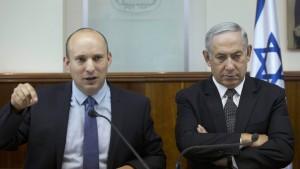 Israel rechnet mit Kehrtwende der Nahost-Politik unter Trump