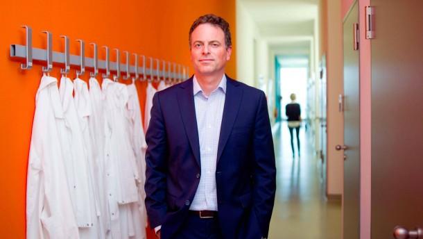 Ingmar Hoerr - Der Gründer und Geschäftsführer von Curevac, ist seit dem Einstieg der Gates-Stiftung in sein Unternehmen der Hoffnungsträger der deutschen Biotechnologiebranche