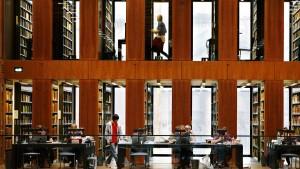 Doktoranden können sich vor Staatsgeld kaum retten