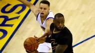 King James verhindert Currys vorzeitigen Triumph