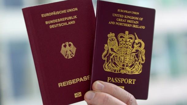 Mögliche Cameron-Nachfolgerinnen wollen Freizügigkeit beschränken