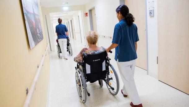 Krankenhausaufenthalte werden immer teurer