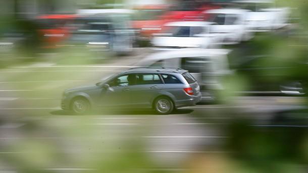 So sehr leidet Stuttgart unter der Autokrise