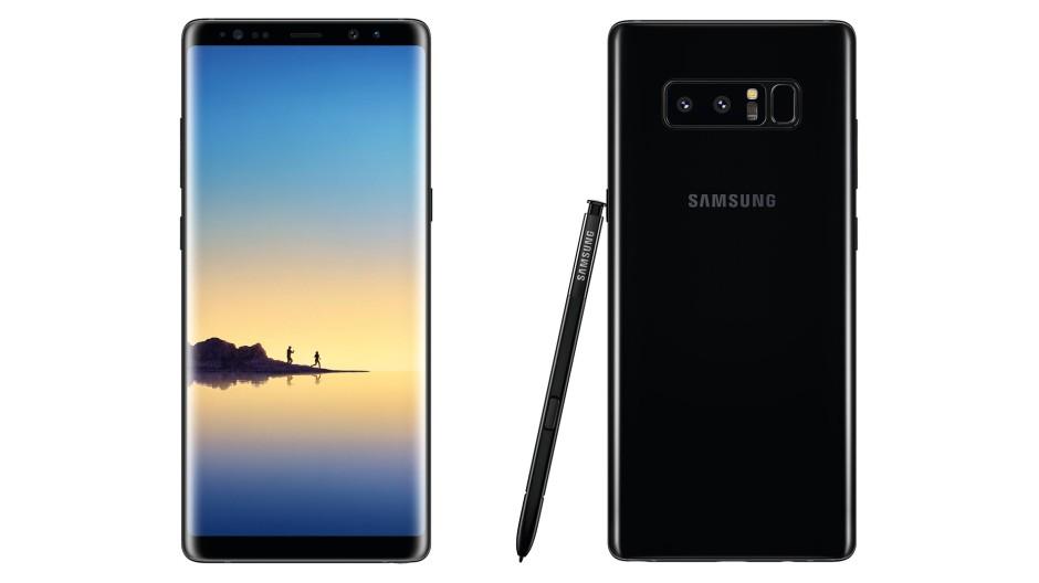 Das Note 8 von Samsung ist die Referenz unter den Phablets
