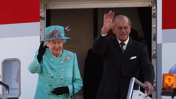 Queen Elizabeth II besucht Australien
