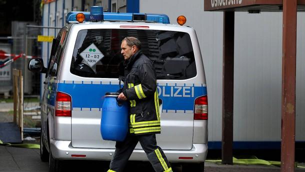 Islamistin wegen Anschlagsplan mit Rizin zu acht Jahren Haft verurteilt
