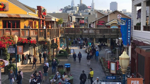 Amerikanische Polizei vereitelt Terroranschlag in San Francisco