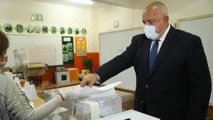 Regierungschef Borissow steuert auf weitere Amtszeit zu