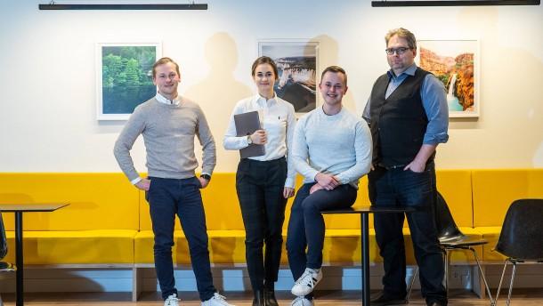 Frankfurter Start-Up an Springer verkauft
