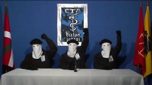 ETA-Nachfolger sprechen Opfern ihr Mitgefühl aus