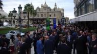 Ansichten und Portraits vom Branchentreffen der Versicherungsindustrie in Monte Carlo