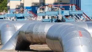 EU bereitet sich auf Gas-Lieferstörungen vor