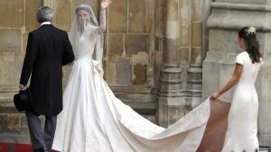 Wer stiehlt Pippa Middleton die Show?