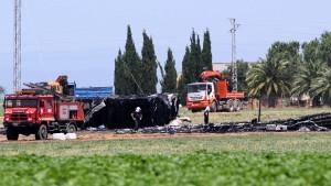 Airbus: A400M stürzte wohl wegen Softwareproblemen ab