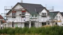 Wer gebaut hat, interessiert sich eher für Forward-Darlehen.