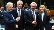 EU ist bereit für Brexit-Verhandlungen
