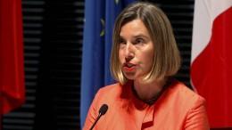 EU, Russland und China wollen Iran-Abkommen mit Ölexporten retten