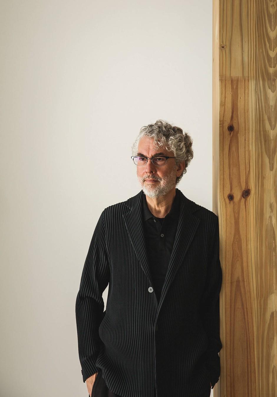 Nicht nur Architekt: Der Brasilianer Marcio Kogan