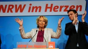 SPD triumphiert – Debakel für CDU