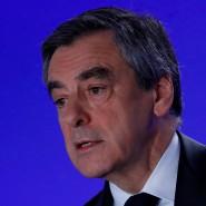 Der ehemalige Präsidentschaftskandidat der französischen Republikaner, François Fillon