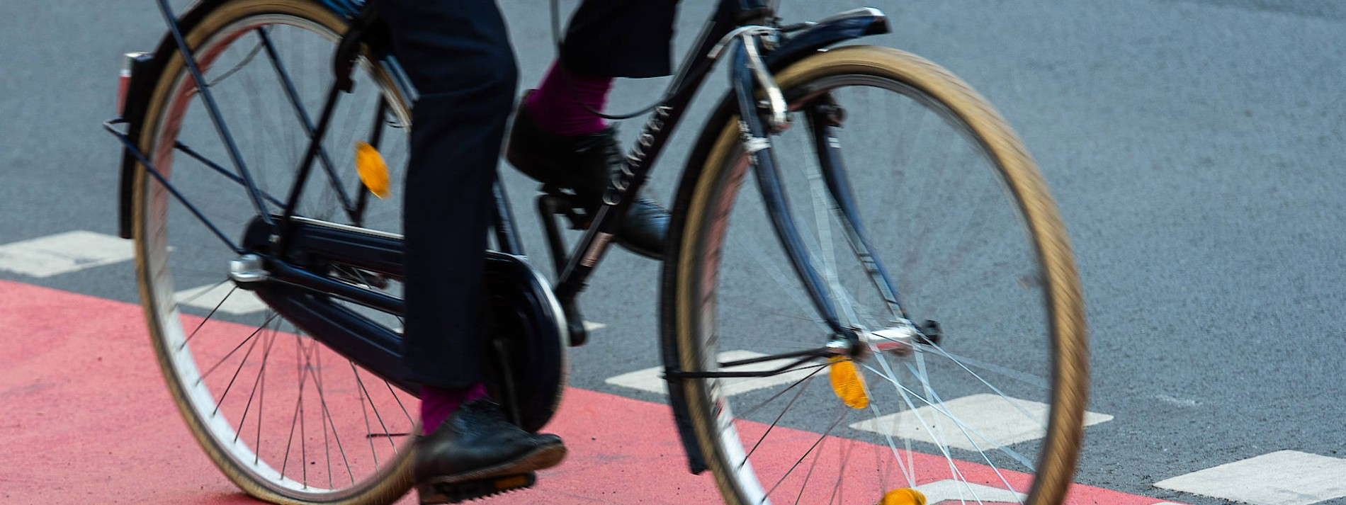 Mehr Sicherheit für Radler