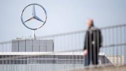 Daimler baut sein Stammwerk um