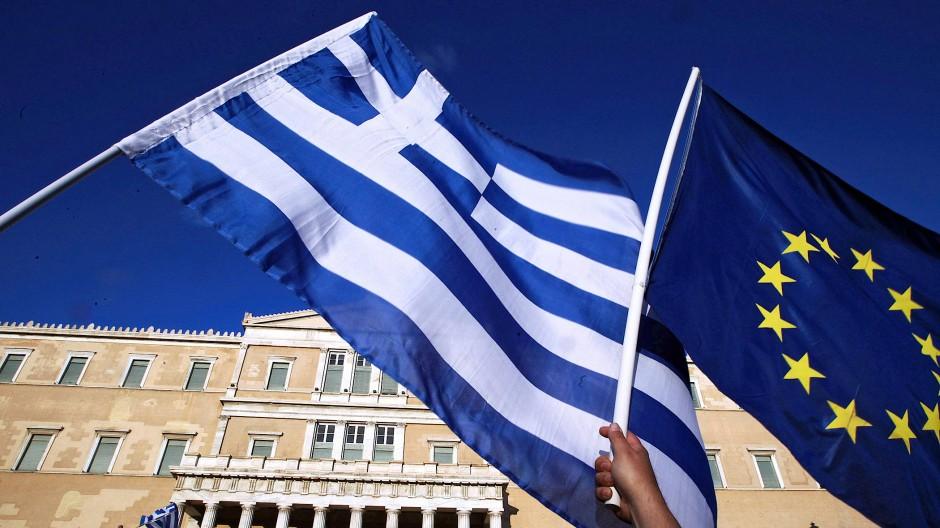 Ist die griechische Krise überwunden? Daran haben viele Zweifel.