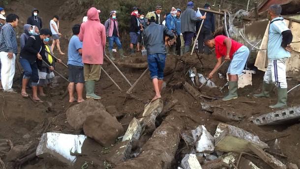 Mehrere Tote und Verletzte bei Erdbeben auf Bali