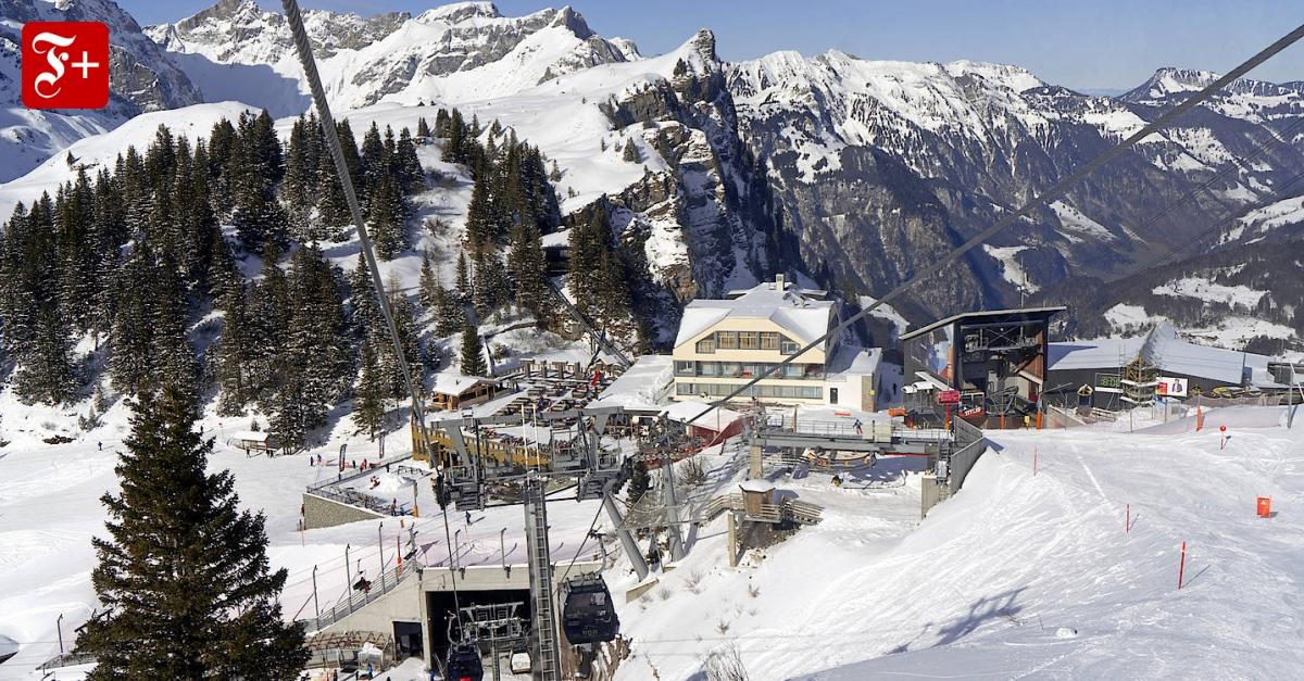 Tourismus in den Alpen: Pleitegeier über den Bergen