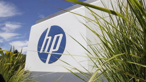 HP streicht bis zu 30.000 Jobs