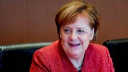 Merkel hat keinen Platz für Friedrich Merz