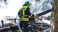 Ermittler finden Brandbeschleuniger