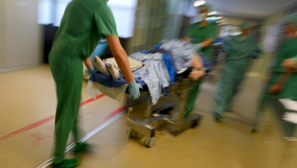 Krankenhäuser wie in Dänemark