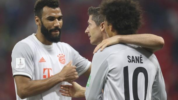 FC Bayern will sechsten Titel der Saison
