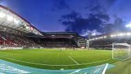 """Teures Vergnügen """"Betze"""": Bis 2036 müssen die 65 Millionen Euro für das Fritz-Walter-Stadion getilgt werden."""