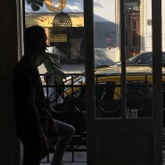Jeden Tag derselbe Blick: Hotel in Buenos Aires