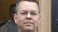 Gegen den amerikanischen Pfarrer Andrew Brunson wurde nach eineinhalb Jahren Haft Anklage erhoben, weil er zum Führungskreis der Gülen-Bewegung gehören soll (Archivbild).