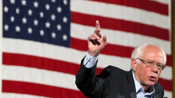 Bernie Sanders gewinnt in Wyoming