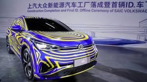 Volkswagen will bei chinesischem Batteriehersteller einsteigen