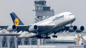 Lufthansa braucht 4,5 Stunden von Frankfurt nach Frankfurt