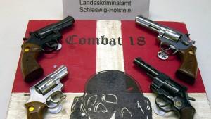 """AfD will Verbot von """"Combat 18"""""""