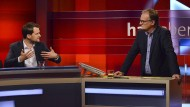 Frank Plasberg führte in seiner Sendung den Kampf um die Deutungshoheit über das deutsche Rentensystem.