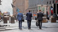 Höhere Gehälter und bessere Arbeitsbedingungen für Investmentbanker