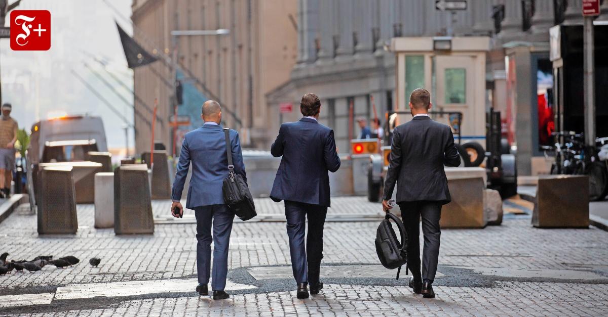 Wie sich die Arbeitsbedingungen von Bankern verbessern
