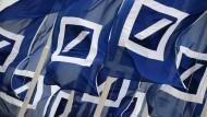 Deutsche Bank befürchtet Milliardenstrafe