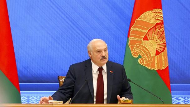Was muss Lukaschenko denn noch tun?