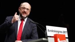 """Schulz: """"Gemeinsam Wege diskutieren"""""""