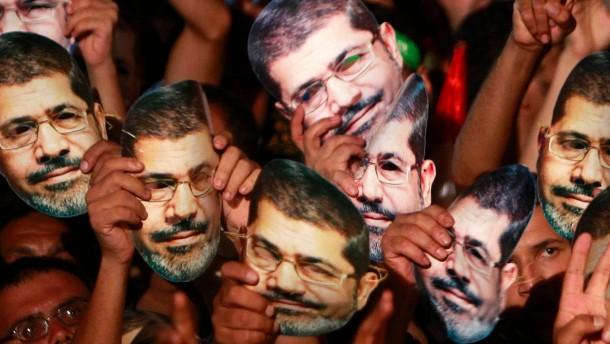Ermittler verhören Muhammad Mursi