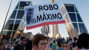 Spaniens Banken brauchen maximal 60 Milliarden