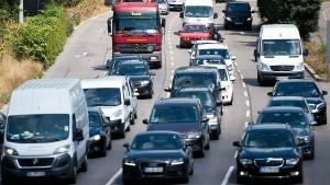 Grün-Schwarz rückt von Diesel-Fahrverboten ab